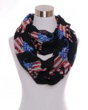 LF0008(BK)-wholesale-elephant-us-flag-stars-striped-infinity-print-scarf-polyester(0).jpg