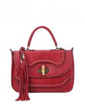 LF133L(RD)-wholesale-handbag-tassel-fringe-bamboo-gold-lock-flap-braied-punched-whipstitch-compartments-pocket(0).jpg
