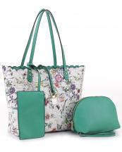 LF5112T(KGN)-wholesale-vegan-leatherette-handbag-set-floral-pattern-messenger-bag-wallet(0).jpg