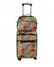 LGOT01G(MT1)-(SET-2PCS)-wholesale-luggage-carry-on-handbag-graffiti-pattern-faux-wheel-rolling-extension(0).jpg