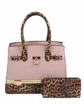LH0491W1(BS)-(SET-2PCS)-wholesale-handbag-wallet-set-2pcs-leopard-padlock-gold-metal-compartment-bottom-leatherette-wristlet(0).jpg