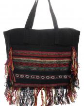LHB00334(BK)-wholesale-handbag-tote-fabric-bag-multicolor-stripe-fringe-diamond-handmade-string-knitted-(0).jpg