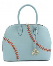 LHU069(SB)-wholesale-handbag-baseball-stitch-softball-theme-vegan-leather-gold-metal-emblem-compartments-strap(0).jpg