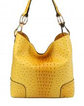 LHU072(YL)-wholesale-handbag-alligator-ostrich-animal-pattern-leatherette-gold-metal-detachable-handle-hobo(0).jpg