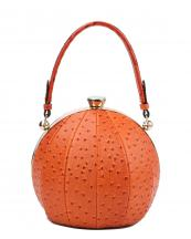 LHU0791(OR)-wholesale-handbag-shpere-round-ball-shpae-alligator-ostrich-animal-pattern-rhinestone-gold-frame(0).jpg