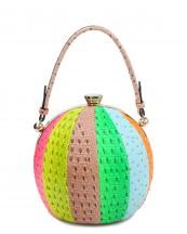 LHU079O(MUL2)-wholesale-handbag-alligator-ostrich-animal-pattern-leatherette-rhinestone-ball-sphere-gold-frame(0).jpg