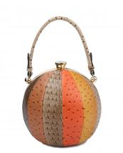 LHU079O(MUL4)-wholesale-handbag-alligator-ostrich-animal-pattern-leatherette-rhinestone-ball-sphere-gold-frame(0).jpg