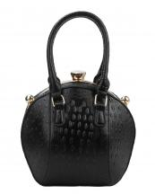LHU145O(BK)-wholesale-handbag-alligator-ostrich-animal-pattern-gold-frame-rhinestone-clasp-lock-circled-shape(0).jpg