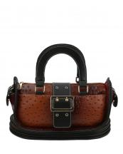 LHU274(COG)-wholesale-handbag-alligator-ostrich-animal-pattern-vegan-leatherette-belt-buckle-layered-pocket(0).jpg