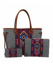 LHU2931W(MT3)-(SET-3PCS)-S13-wholesale-handbag-leatherette-set-vegan-aztec-messenger-bag-wallet-solid(0).jpg