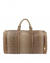 LHU308(ST)-wholesale-duffle-bag-set-pouch-alligator-ostrich-leatherette-luggage-tag-double-zipper-travel-(0).jpg