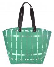 LOA064(GN)-Wholesale-graphic-print-tote-bag-football-pattern-leatherette-double-handle-magnetic-snap-closure(0).jpg