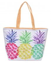 LOA100(YL)-wholesale-tote-bag-pineapple-graphic-illustration-print-fabric-texture-linen-pu(0).jpg