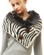 LOF1003(BG)-wholesale-scarf-zebra-faux-fur-collar-eyelash-knit-poncho-tube-neck-warmer-botton-animal-chenile-(0).jpg