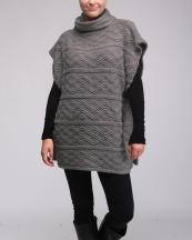 LOF140(GY)-wholesale-poncho-turtleneck-geometric-cowl-pattern-kintted-solid-color-buttons-armhole-acrylic(0).jpg