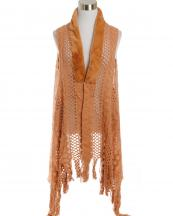 LOF585(COR)-wholesale-vest-faux-fur-collar-knitted-fringe-solid-color-button-closure-draped-style-acrylic-mesh-(0).jpg