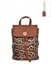 LP19649(LEOBR)-wholesale-backpack-leopard-animal-pattern-vegan-leatherette-flap-over-drawstring-convertible-gold(0).jpg