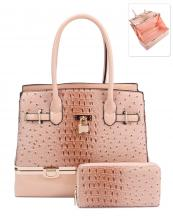 LQ0501W(BS)-wholesale-handbag-2pc-set-wallet-alligator-ostrich-animal-pattern-padlock-patent-vegan-leatherette(0).jpg