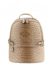 LQ065O(ST)-wholesale-backpack-alligator-ostrich-animal-pattern-faux-vegan-leather-strap-belt-buckle-gold-pocket(0).jpg