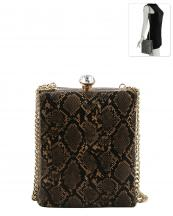 LQ126SN(BR)-wholesale-messneger-bag-snake-animal-pattern-vegan-rhinestone-gold-metal-frame-chain-strap-crossbody(0).jpg