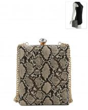 LQ126SN(TAN)-wholesale-messneger-bag-snake-animal-pattern-vegan-rhinestone-gold-metal-frame-chain-strap-crossbody(0).jpg