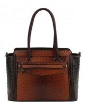 LQ136(BR)-wholesale-handbag-alligator-ostrich-animal-pattern-vegan-leatherette-two-tone-colored-zipper-strap(0).jpg