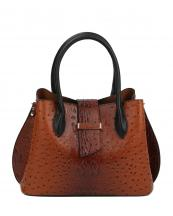 LQ151(BR)-wholesale-handbag-alligator-ostrich-animal-pattern-vegan-leatherette-flap-loop-black-compartment(0).jpg