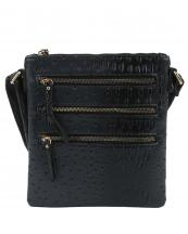 LQ172O(BK)-wholesale-cross-body-bag-solid-color-vegan-leatherette-three-zippered-pockets-stripe-alligator(0).jpg
