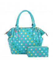 LQ1811W(TK)-wholesale-polka-dot-handbag-set-multi-changing-pad-initial-embroidered-(0).jpg