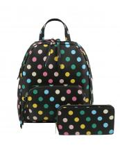 LQ1821W(BK)-wholesale-polka-dot-backpack-set-multi-changing-pad-initial-embroidered-(0).jpg