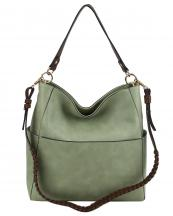 LQF0161(SF)-wholesale-handbag-solid-color-pocket-braided-vegan-leatherette-gold-metal-hardware-fashion-hobo-bag(0).jpg