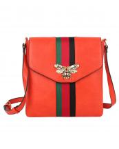LSF0275(CL)-wholesale-handbag-wallet-stripe-bee-charm-green-red-rhinestone-flap-gold-metal-chain-vegan(0).jpg