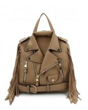 LY042(TAN)-wholesale-backpack-biker-jacket-fringe-gold-zipper-pocket-belt-buckle-solid-color-vegan-faux-leather(0).jpg