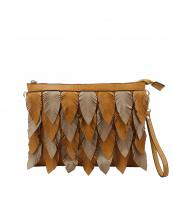 LY112(MU)-wholesale-messenger-bag-feather-leatherette-two-tone-color-gold-vegan-crossbody-wristlet-feathery(0).jpg