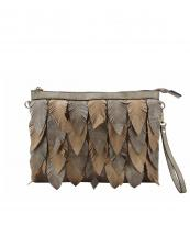 LY112(ST)-wholesale-messenger-bag-feather-leatherette-two-tone-color-gold-vegan-crossbody-wristlet-feathery(0).jpg