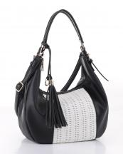 LY5865(BKWT)-wholesale-bag-double-suede-pattern-zipper-pocket-leatherette-woven-solid-color(0).jpg