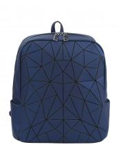 LYX006(BL)-wholesale-backpack-geometric-mosaic-leatherette-faux-leather-solid-black-canvas-pocket-travel(0).jpg