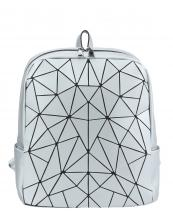 LYX006(SL)-wholesale-backpack-geometric-mosaic-leatherette-faux-leather-solid-black-canvas-pocket-travel(0).jpg