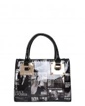 MB4009PX(BK)-wholesale-handbag-michelle-barack-obama-magazine-printed-patent-faux-leatherette-gold-metal-hardware(0).jpg
