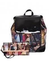 f5cf66826b MB5010HS(BK)-(SET-2PCS)-wholesale-backpack-wristlet