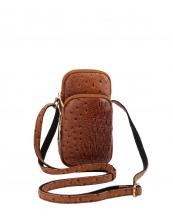 MC0073(BR)-wholesale-messenger-bag-alligator-ostrich-animal-pattern-vegan-leatherette-crossbody-mini-cellphone(0).jpg
