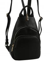 MC0081(BK)-wholesale-backpack-solid-color-zipper-closure-pocket-vegan-leatherette-strap-canvas-sling-bag(0).jpg