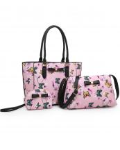 MT3310B(PKBK)-(SET-3PCS)-wholesale-handbag-pouch-3pcs-set-zipper-pocket-top-strap-ribbon(0).jpg