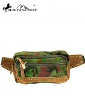 MTB7006(GN)-MW-wholesale-montana-west-genuine-leather-canvas-travel-waist-hip-bag-gold-studs-pocket-waistband(0).jpg
