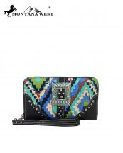 MW132W003(TQ)-MW-wholesale-wallet-montana-west-western-aztec-southwestern-turquoise-indian-beaded-buckle-concho-(0).jpg