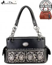 MW162G8085(BK)-MW-wholesale-montana-west-handbag-western-floral-studs-studded-tooled-concealed-carry-handgun-(0).jpg