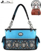 MW162G8085(TQ)-MW-wholesale-montana-west-handbag-western-floral-studs-studded-tooled-concealed-carry-handgun-(0).jpg