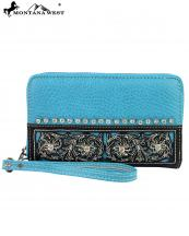 MW162W003(TQ)-MW-wholesale-montana-west-wallet-western-leather-floral-tooled-leaf-gunuine-(0).jpg