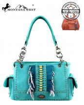 MW303G8085(TQ)-MW-wholesale-montana-west-handbag-native-indian-beaded-two-tone-fringe-logo-silver-studs-concealed(0).jpg