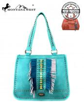MW303G8277(TQ)-MW-wholesale-montana-west-handbag-native-indian-beaded-two-tone-fringe-logo-silver-studs-concealed(0).jpg
